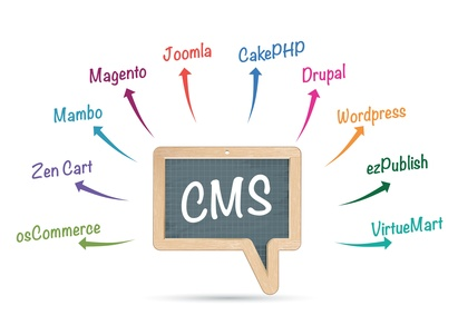 Webhosting fuer CMS Systeme